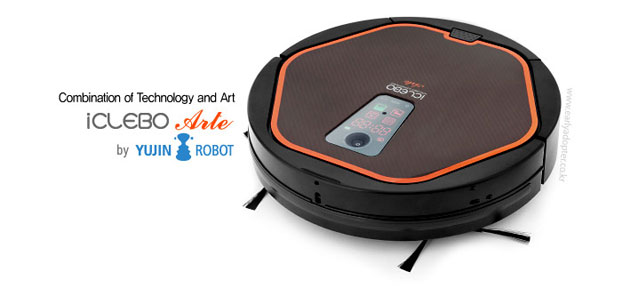 iclebo robot cleaner. Black Bedroom Furniture Sets. Home Design Ideas